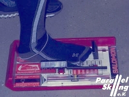 Measuring Foot To Fit Ski Boot